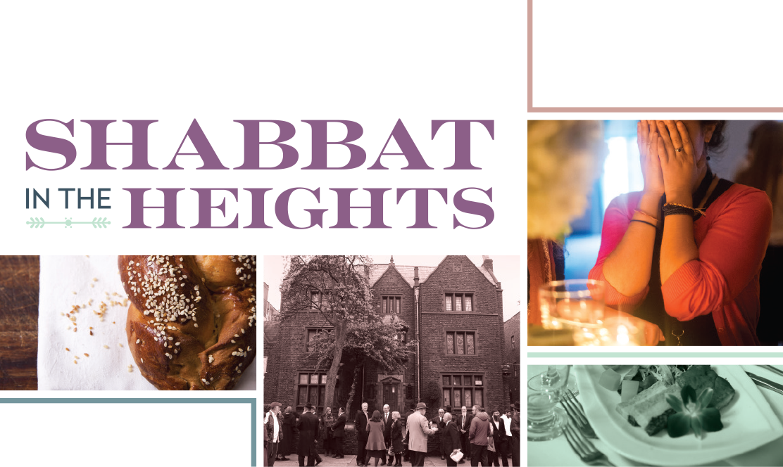 Shabbat in the Heights